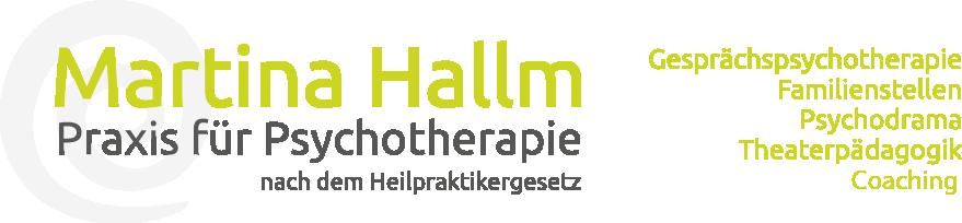 Martina Hallm Logo